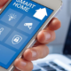 mobile application for smart home