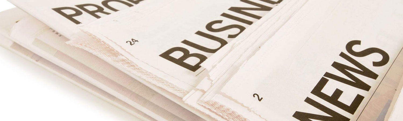 three newspapers