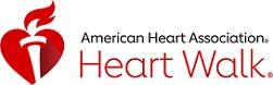 american heart walk logo