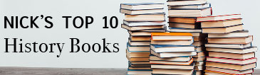 Nicks Top 10 History Books